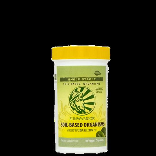 Sunwarrior Soil-Based Organisms, 30 kapslar
