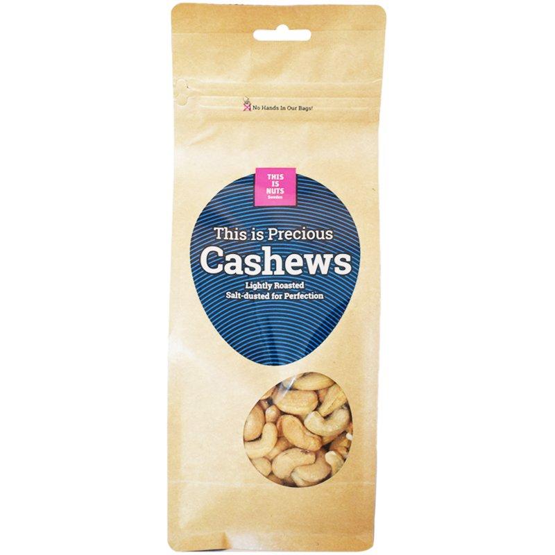 "Cashewnötter ""Precious"" 450g - 89% rabatt"