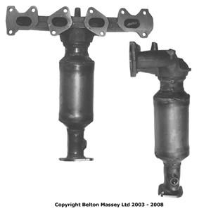 Katalysaattori, FIAT STILO, STILO Multi Wagon, 46782055, 46808744