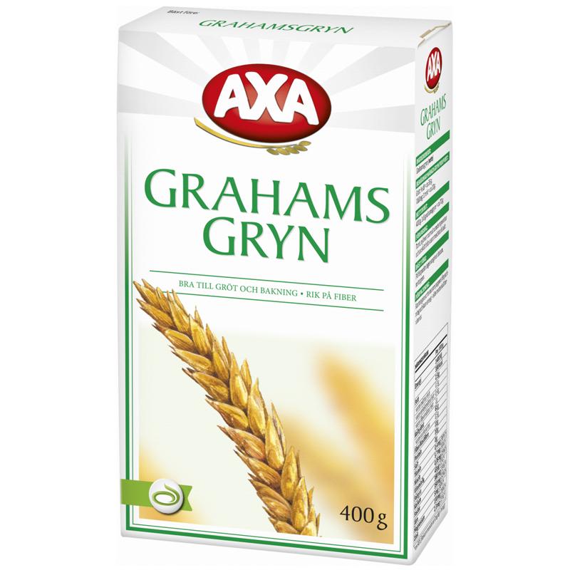 Grahamsgryn 400g - 66% rabatt