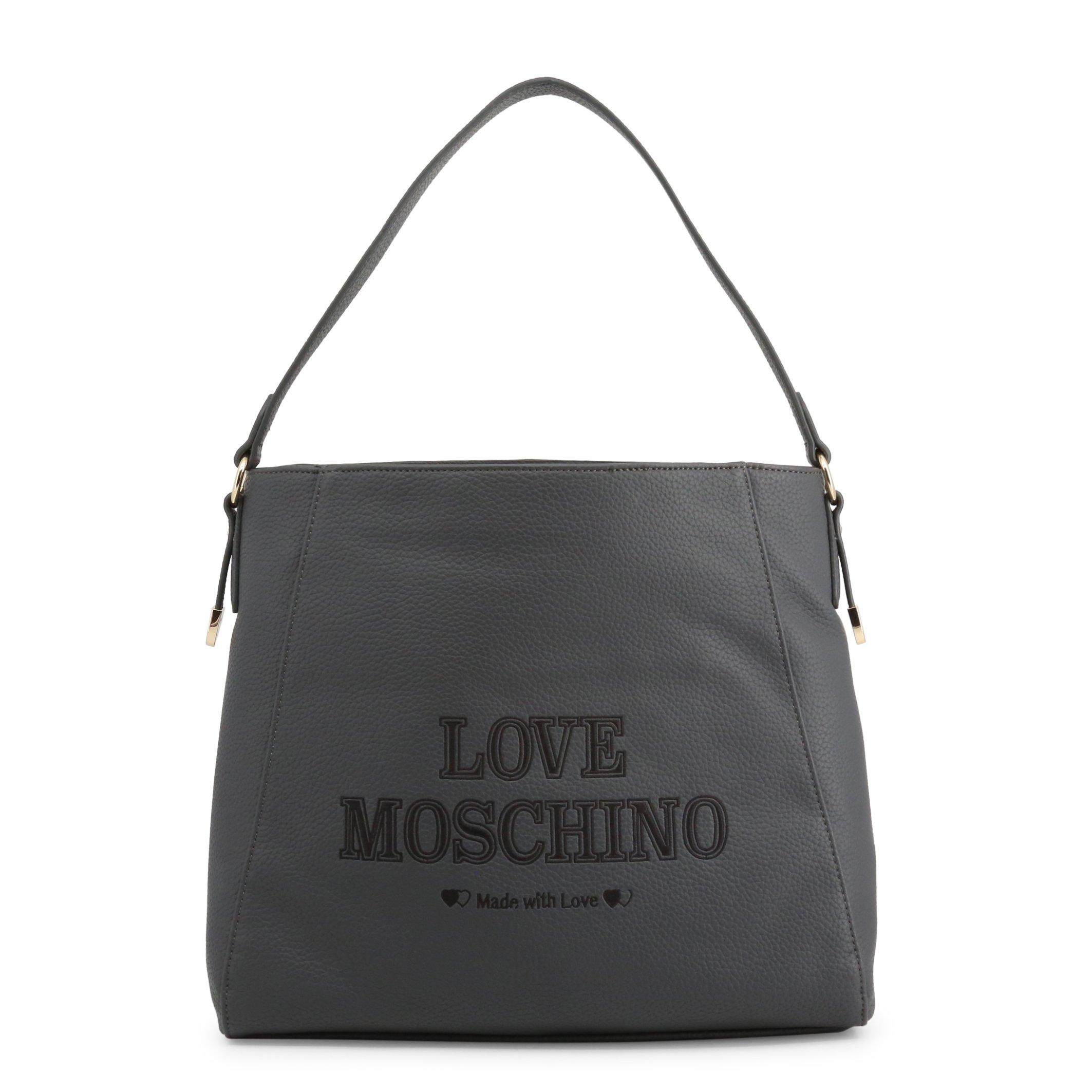 Love Moschino Women's Shoulder Bag Various Colours JC4287PP08KN - grey NOSIZE