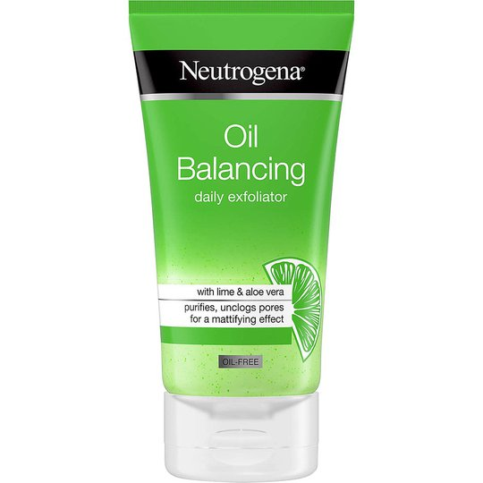 Neutrogena Oil Balancing Daily Exfoliator, 150 ml Neutrogena Kasvokuorinnat