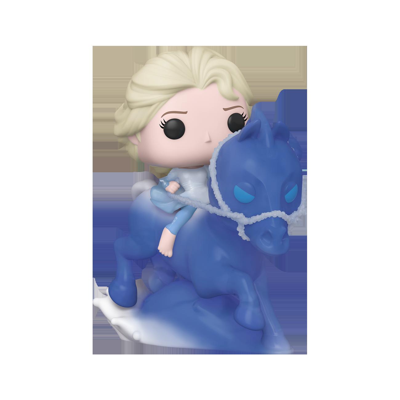 Funko! POP - RIDES Disney: Frozen 2 - Elsa & Nokk (46586)