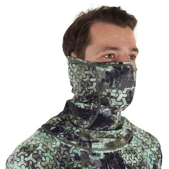 FHM Mark Mask UPF 50+ Khaki ansiktsmask