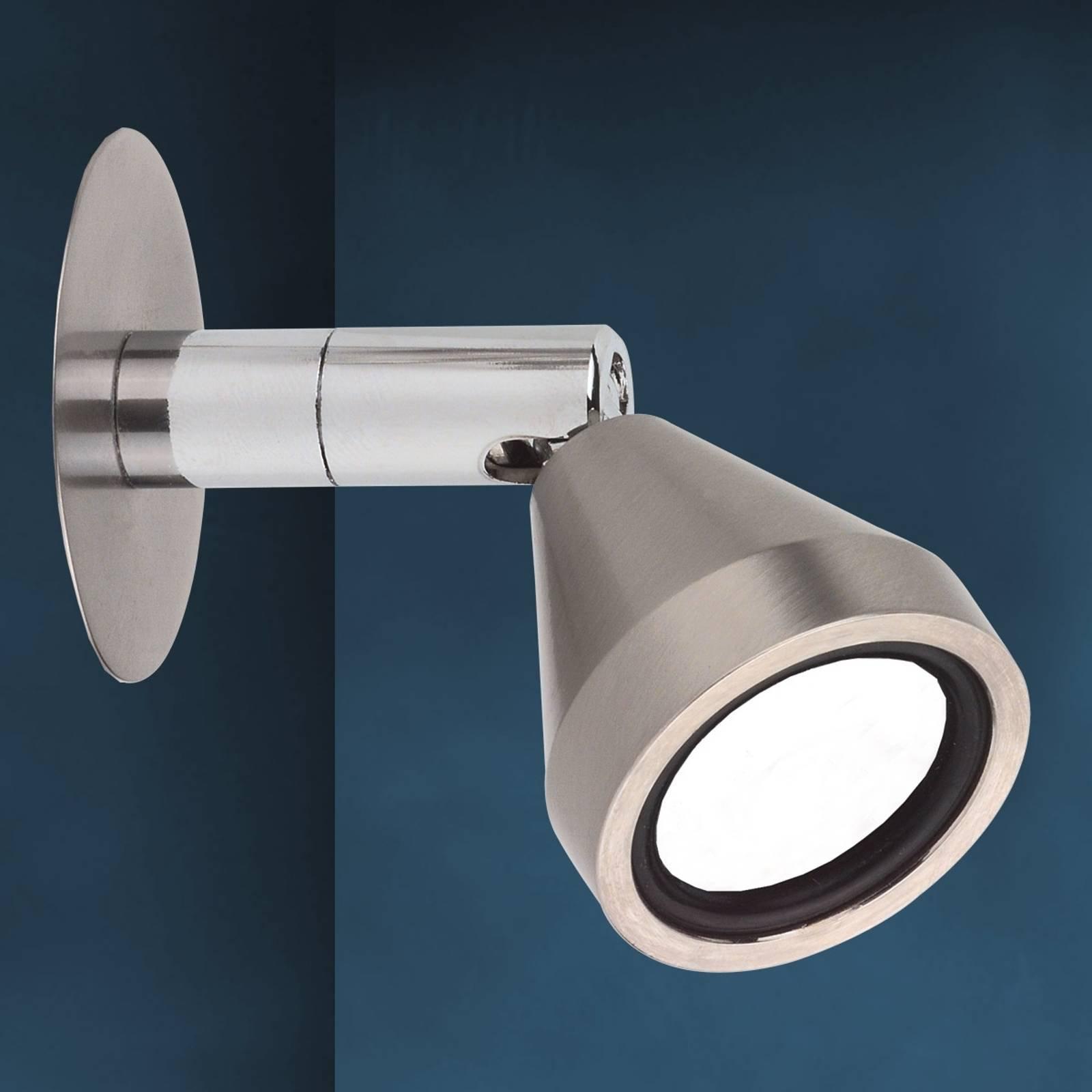 Liten MINI LED-vegglampe med universalhvitt lys
