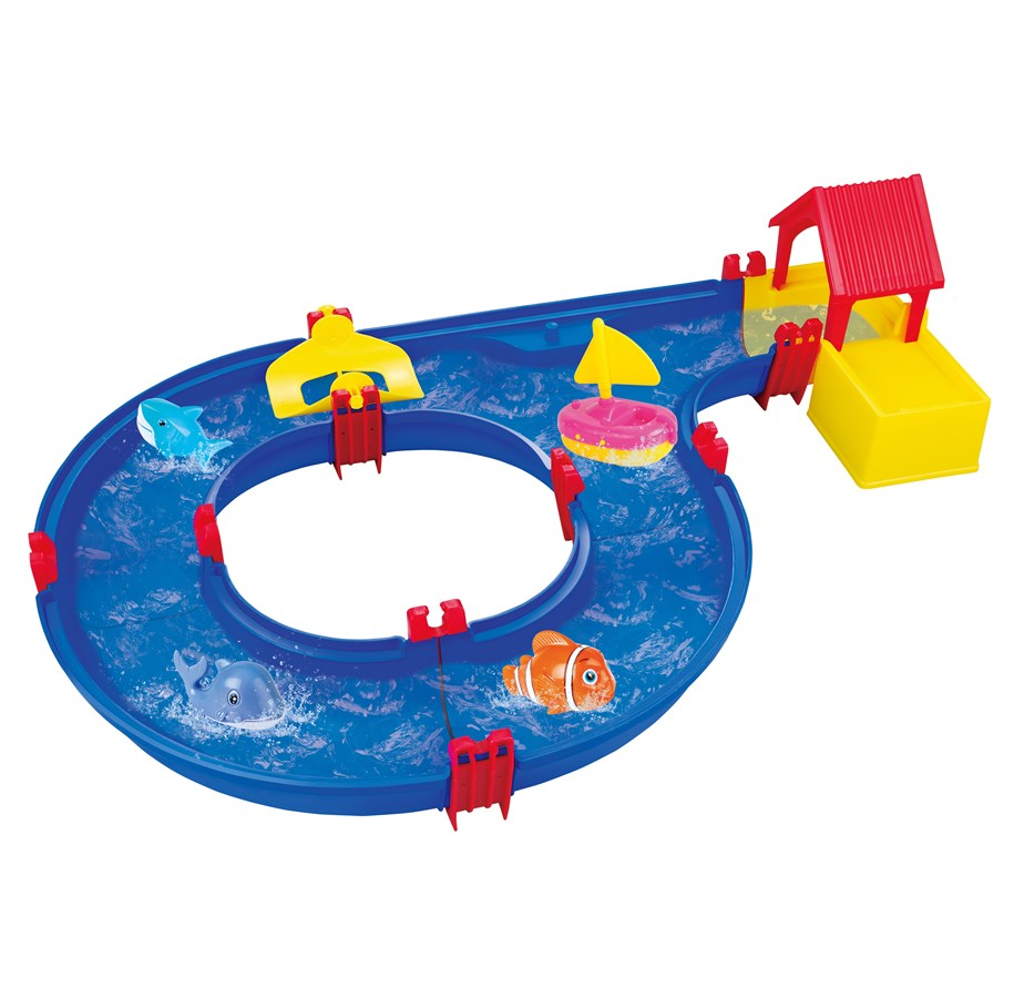 Spring Summer - Water track set 51 x 73 cm (302208)