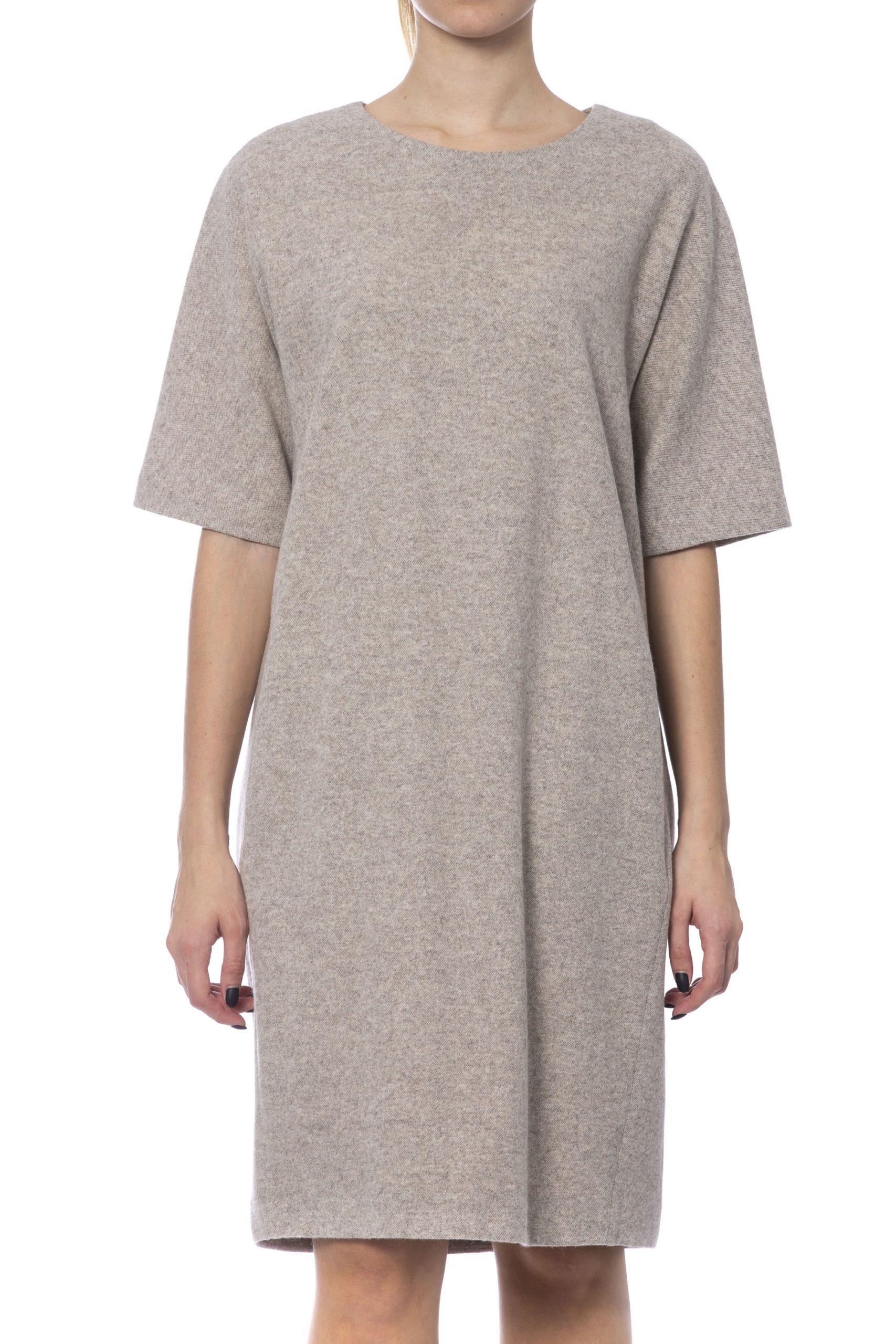 Peserico Women's Dress Beige PE992846 - IT42 | S