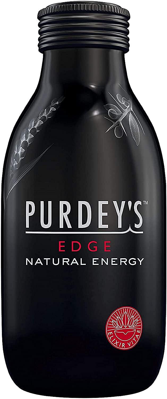 Purdeys Edge Natural Energy Drink 330ml