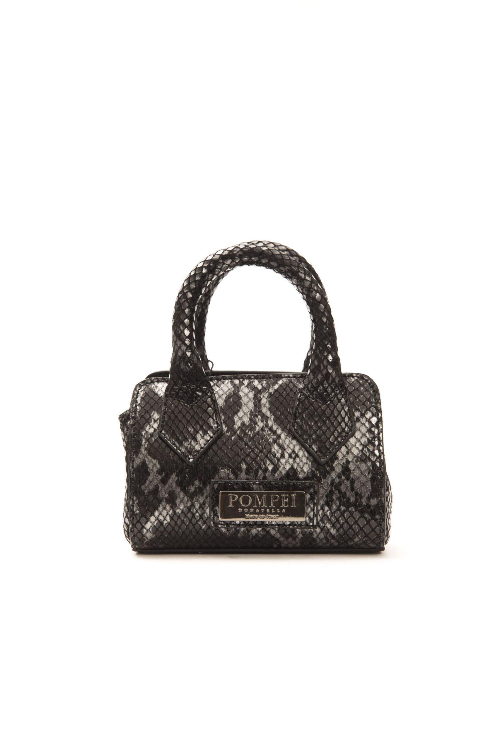 Pompei Donatella Women's Handbag Grey PO667778