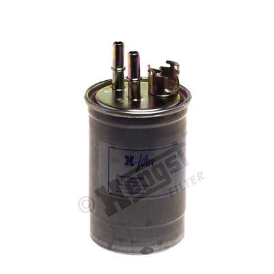 Polttoainesuodatin HENGST FILTER H124WK