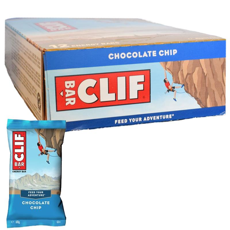 Energibar Chocolate Chip 12-pack - 53% rabatt