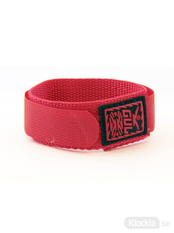 GUL Armband Velcro Std Uni Red 18mm - 20mm 439510