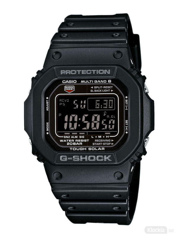 Herrklocka CASIO G-Shock Basic GW-M5610-1BER