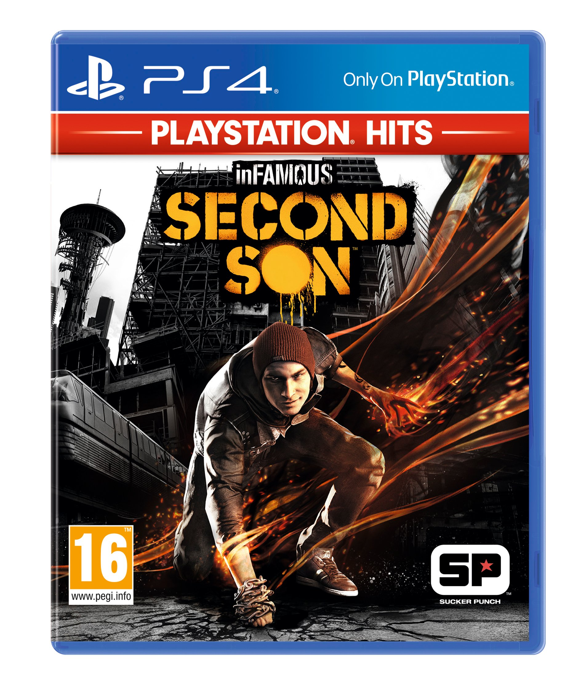 inFAMOUS: Second Son (Playstation Hits) (Nordic)