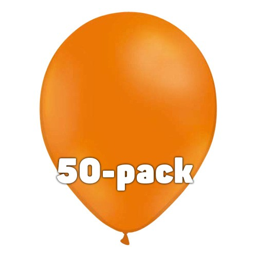 Ballonger Orangea - 50-pack