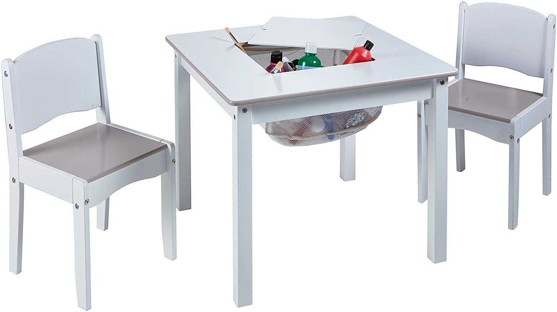 Worlds Apart Pöytä ja Tuolit, Valkoinen