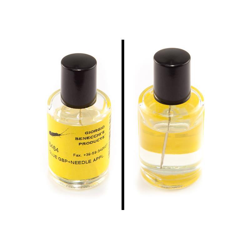 Benecchi varnish - Klar 6464 Head cement needle applicator