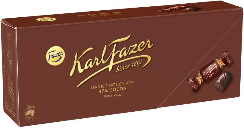 Mörk Choklad Praliner - 41% rabatt