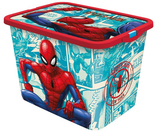 Marvel Spider-Man Oppbevaringskasse 23 Liter