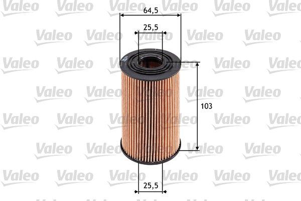 Öljynsuodatin VALEO 586533