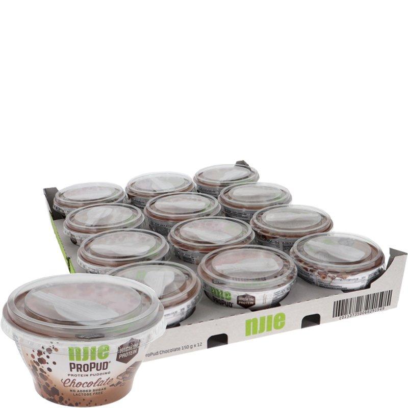 Proteiinivanukkaat Suklaa 12kpl - 51% alennus
