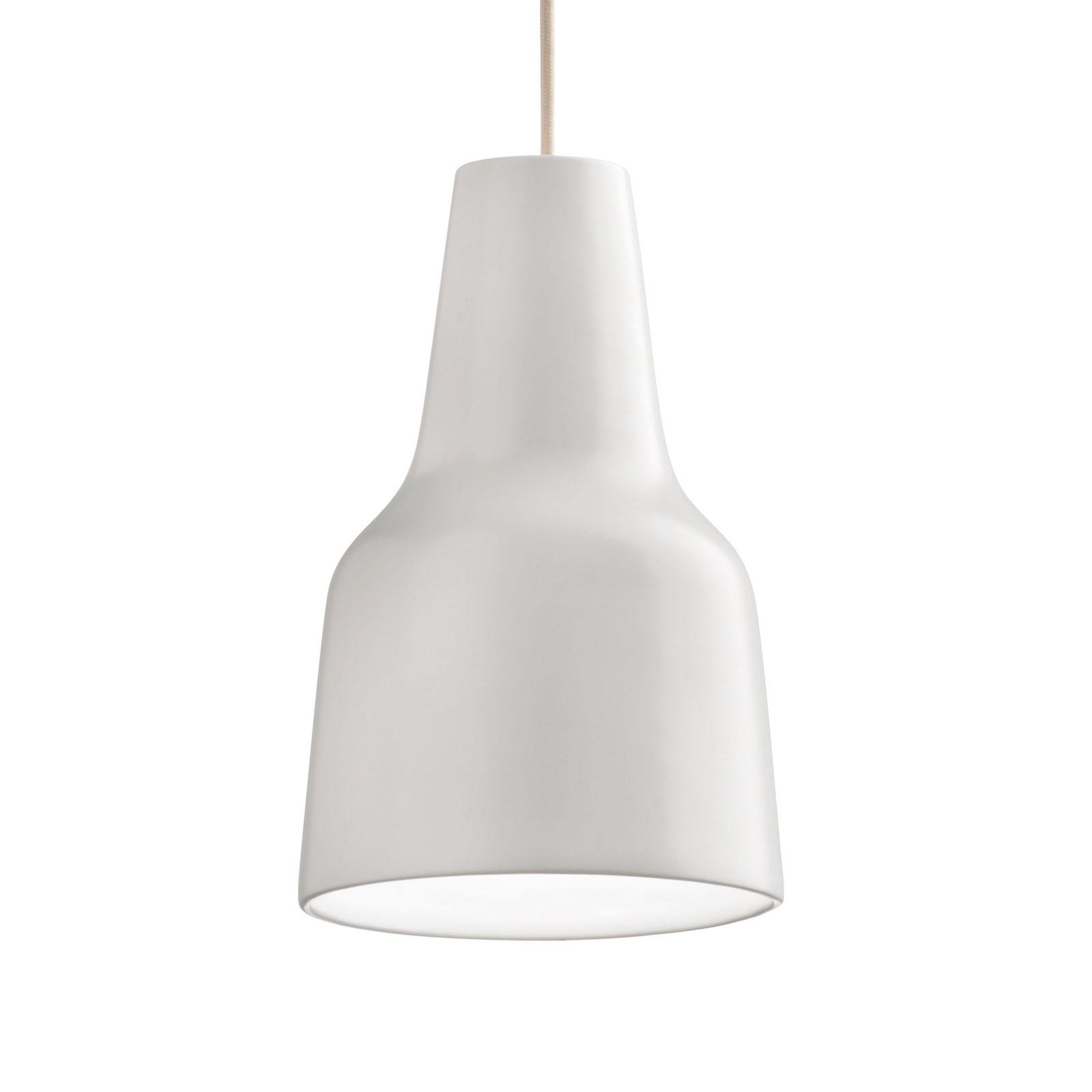 Modo Luce Eva riippuvalaisin, Ø 38 cm, valkoinen
