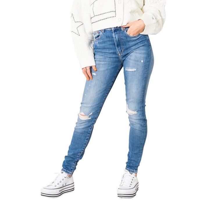 Tommy Hilfiger Jeans Women's Jeans Blue 308497 - blue W29_L30