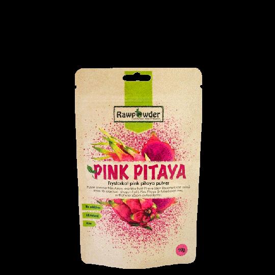 Pink Pitaya Pulver, 90 g