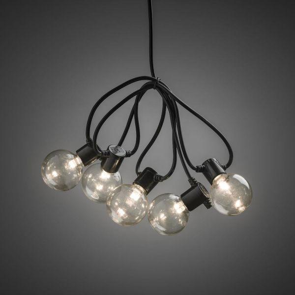 Konstsmide 2374-100 Lysslynge 20 stk. lamper, 4,75 m