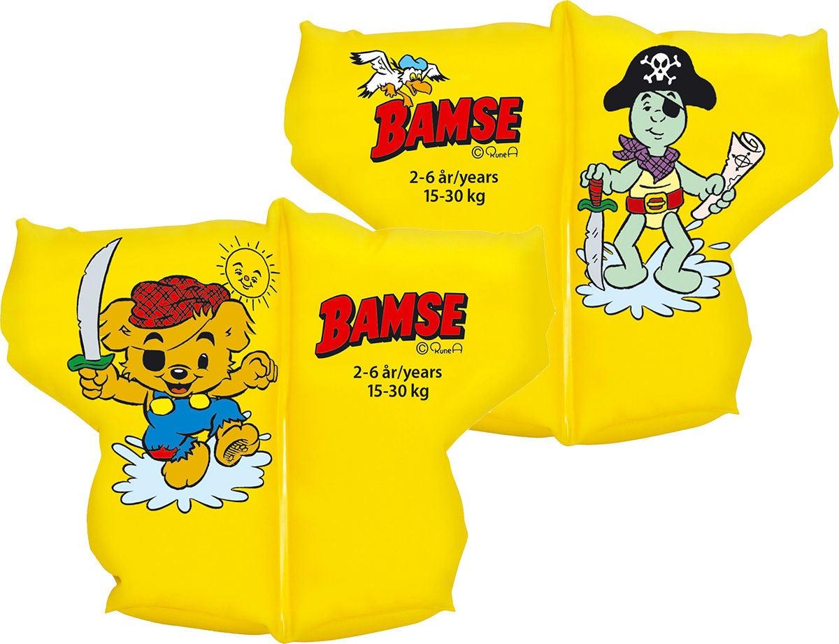 Swimpy Armpuffar Bamse 0-2