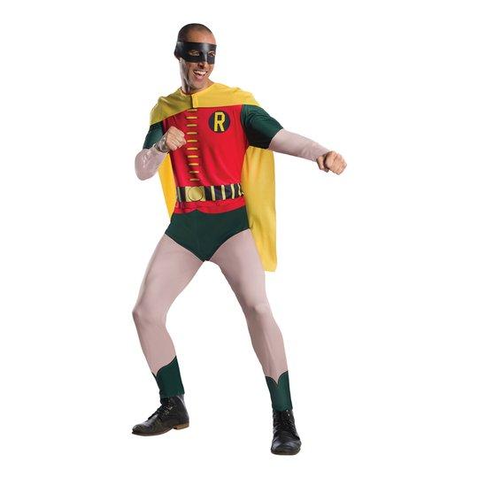 Robin Retro Maskeraddräkt - Standard