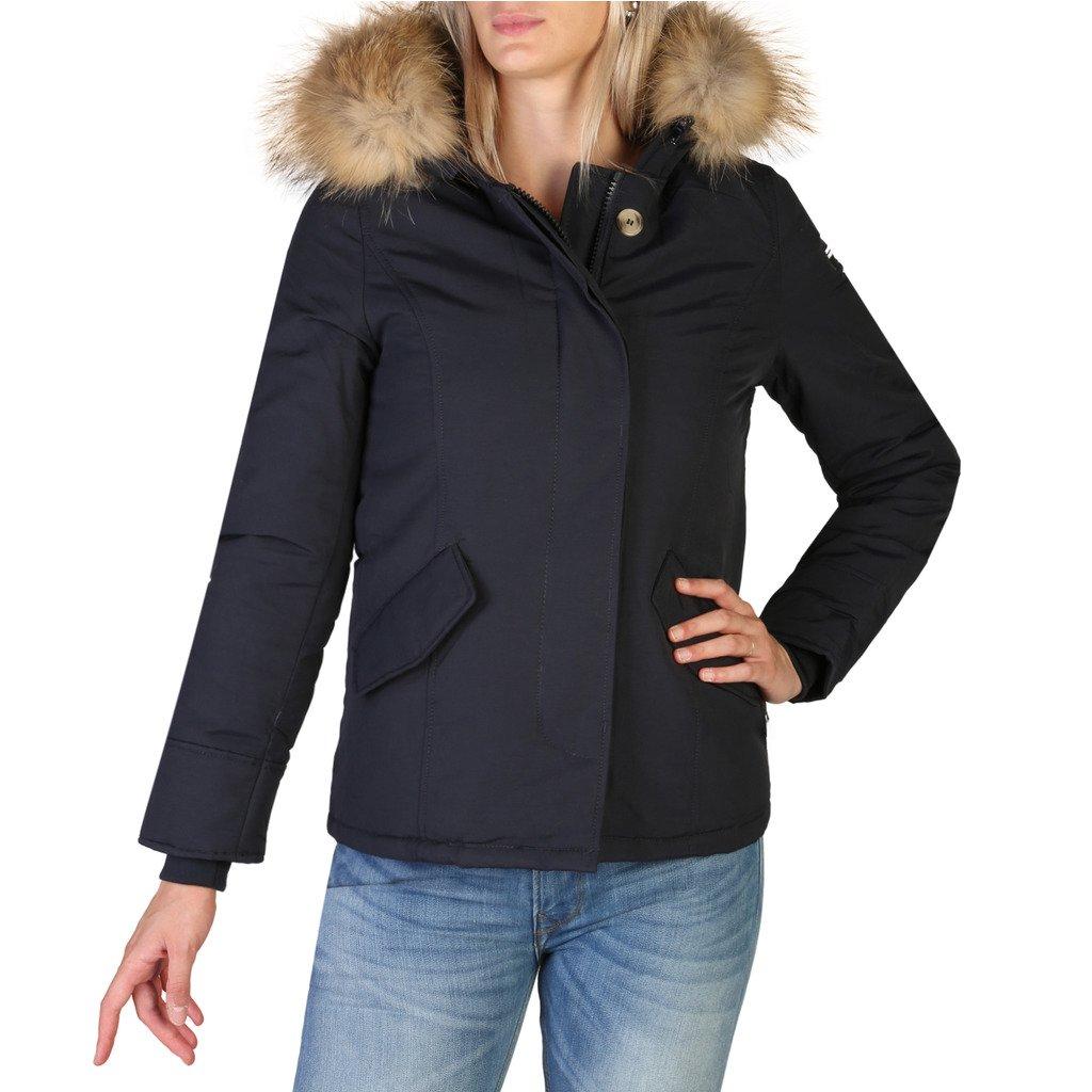 Alessandro Dell'Acqua Women's Jacket Blue 348385 - blue XS