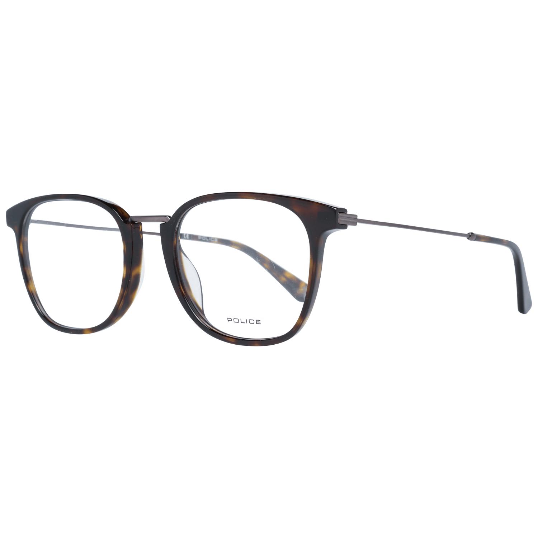 Police Men's Optical Frames Eyewear Brown PL686 510722