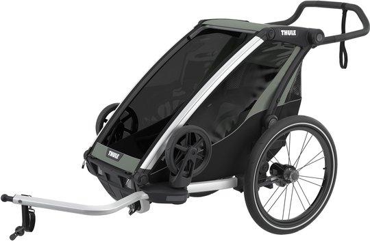 Thule Chariot Lite 1 Sykkelvogn, Agave