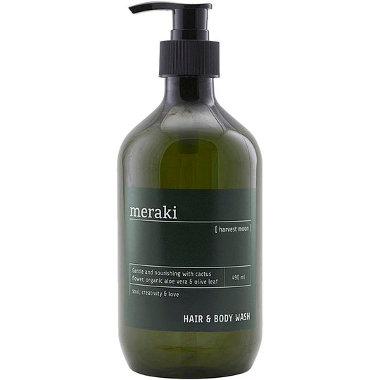 Harvest Moon Hair & Body Wash, 490 ml Meraki Suihkugeelit