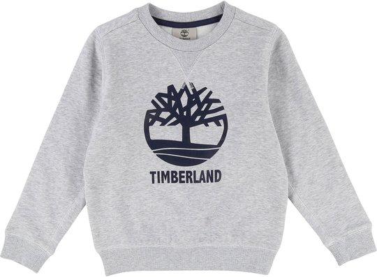 Timberland Genser, Chine Grey 8år
