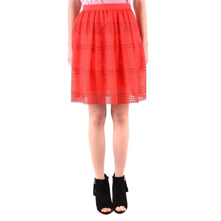 Michael Kors Women's Skirt Coral 166520 - coral 40