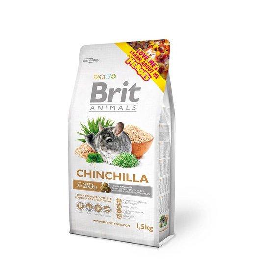 Brit Animals Chinchilla Adult (1,5 kg)