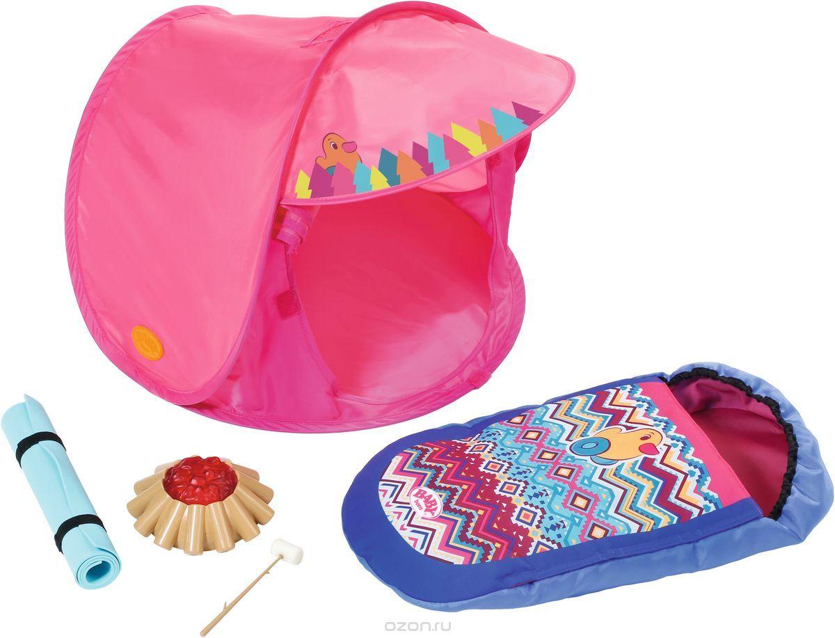 Baby Born - Play & Fun - Camping Set