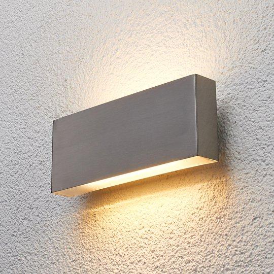 Ruostumaton LED-ulkoseinävalaisin Safira