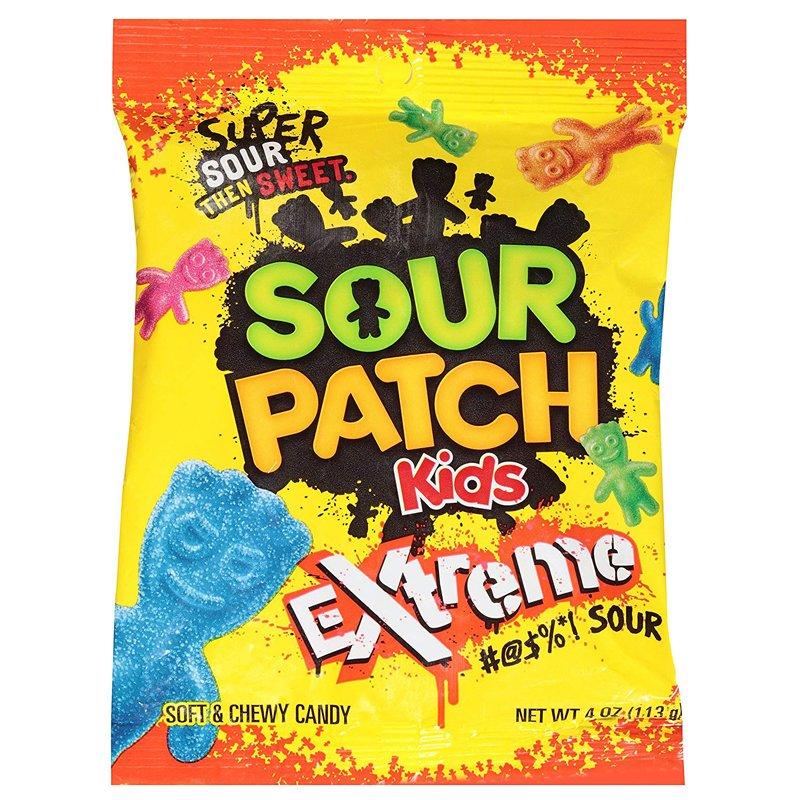 Makeiset Extreme Sour - 50% alennus