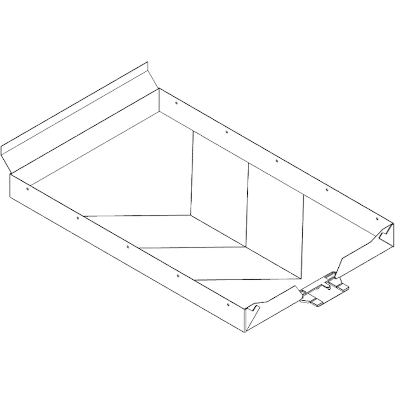 Tollco W30 vinkyl - BxD: 296x465mm