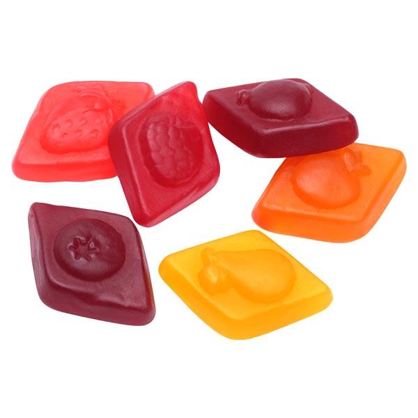 Gott Blandat Äkta frukt bär 3 kg