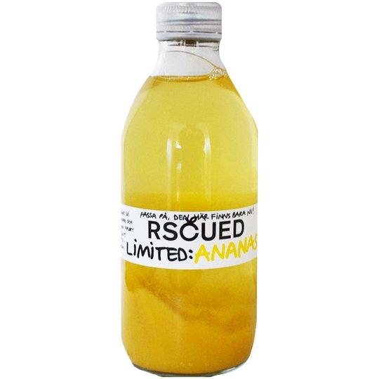 Rescued juice Ananas 270ml - 86% rabatt