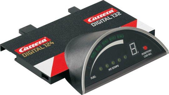 Carrera Driver Display