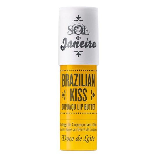 Brazilian Kiss Cupaçu Lip Butter, 6,2 g Sol De Janeiro Huulirasva
