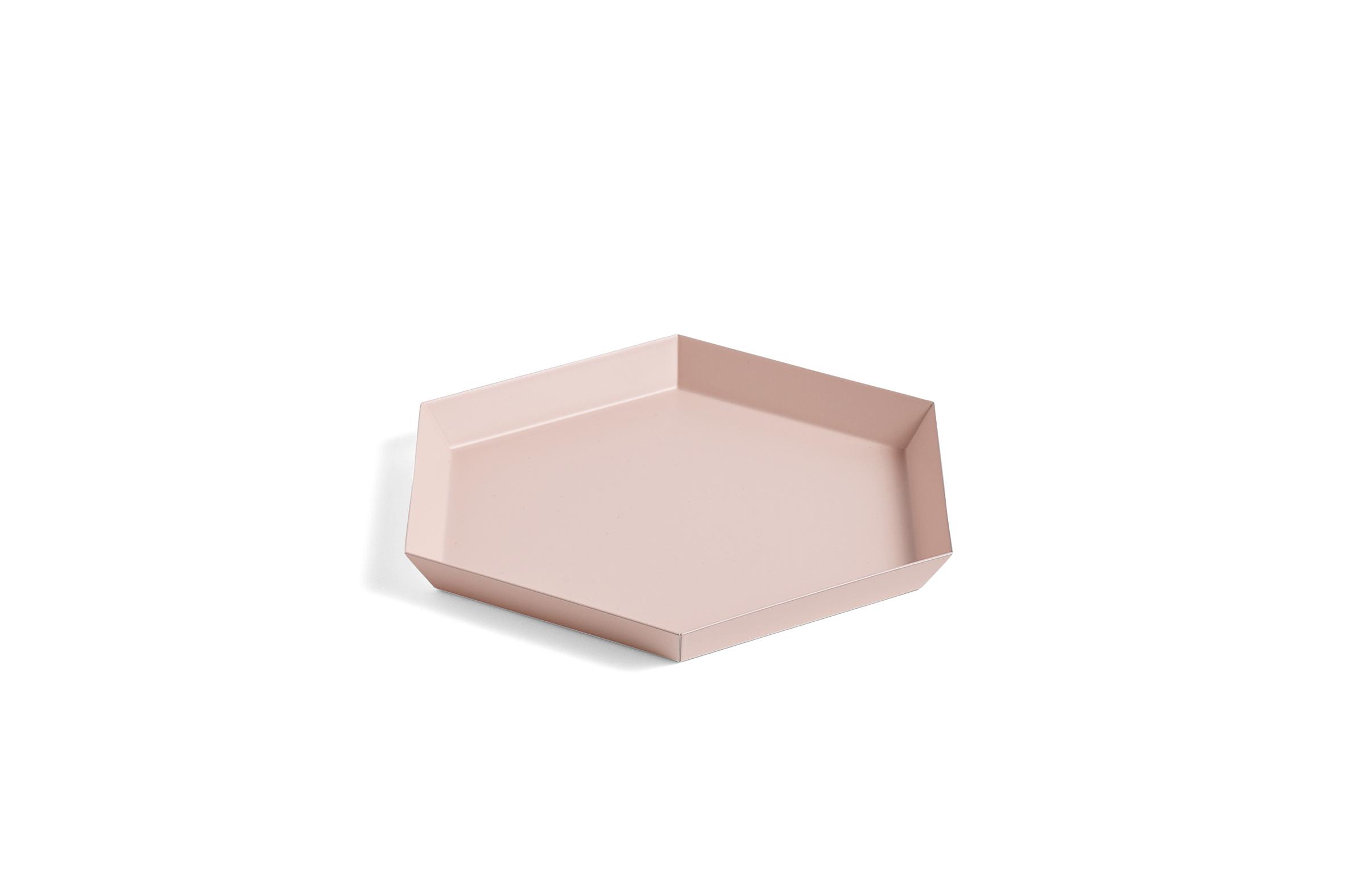 HAY - Kaleido Tray Small - Peach (503935)