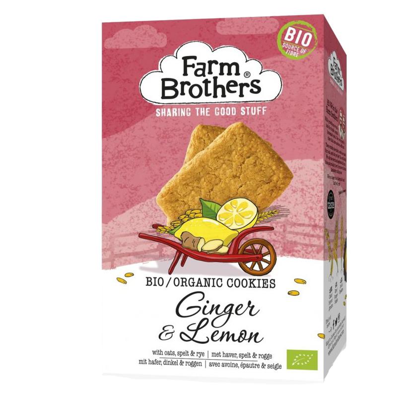 Eko Kakor Ingefära & Citron - 38% rabatt