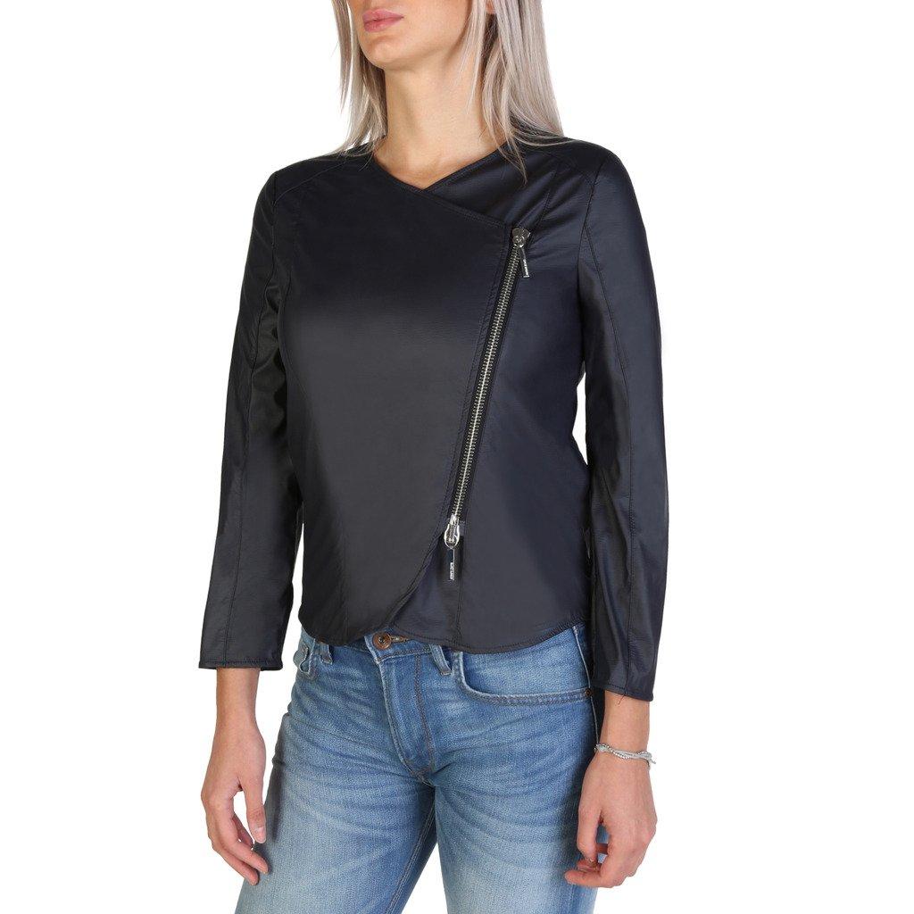 Armani Jeans Women's Jacket Blue 3Y5B04 5N1QZ - blue 42 EU