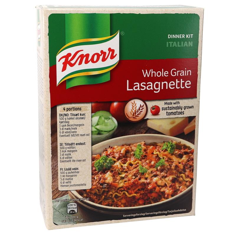 Lasagnette Ateria-aines - 19% alennus